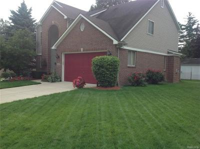 Wayne Single Family Home For Sale: 45449 Brookview Dr