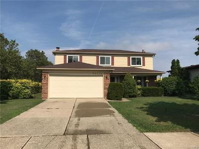 Sterling Heights Single Family Home For Sale: 36204 Waltham Dr