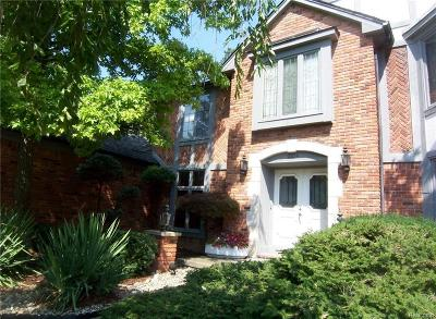 Troy Single Family Home For Sale: 2214 Red Maple Dr