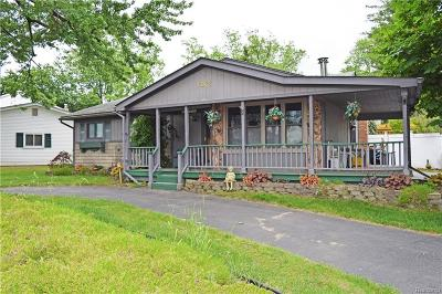 Waterford Single Family Home For Sale: 5063 Durnham Dr