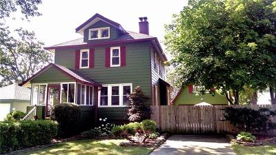 Royal Oak Single Family Home For Sale: 815 Louis Ave