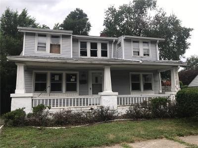 Warren Multi Family Home For Sale: 2119 Rome Ave