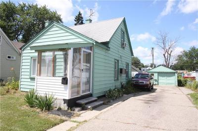 Warren Single Family Home For Sale: 23863 Dormont Ave