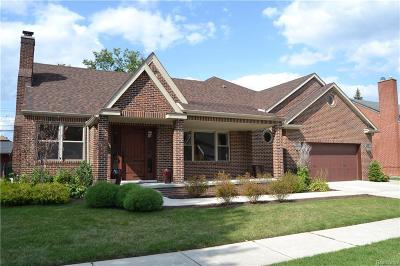 Dearborn Single Family Home For Sale: 23050 Sheridan St