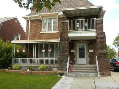 Dearborn Multi Family Home For Sale: 7312 Theisen St