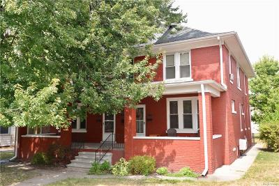 Dearborn Multi Family Home For Sale: 22216 Park St