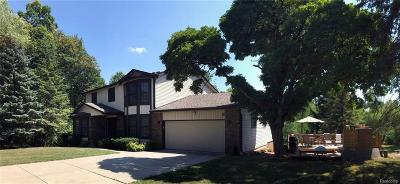 Livonia Single Family Home For Sale: 30931 Munger Dr