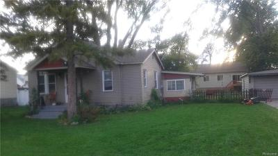 Troy Single Family Home For Sale: 3263 Troy Dr