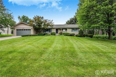Shelby Twp Single Family Home For Sale: 5559 Meadow Ln