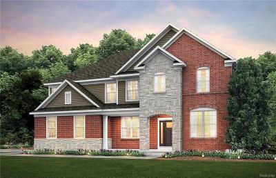 Lake Orion Single Family Home For Sale: 3542 Kingsdale Blvd