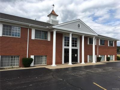 Commercial Lease For Lease: 2820 W Maple Rd