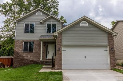 Rochester Hills Single Family Home For Sale: 2914 Walsh Dr