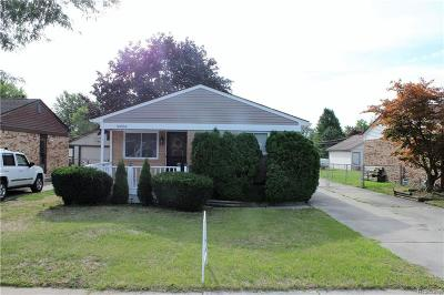 Harrison Twp Single Family Home For Sale: 34354 Virgil St