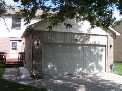 Chesterfield Twp MI Condo/Townhouse For Sale: $164,900