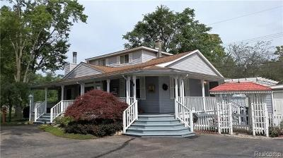 Troy Single Family Home For Sale: 2119 Chancery Dr