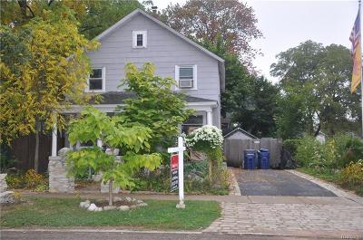 Rochester Single Family Home For Sale: 427 Pine