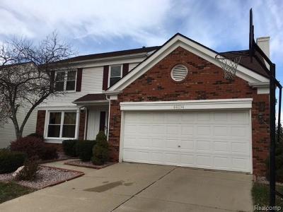 Canton Single Family Home For Sale: 44234 Vassar St