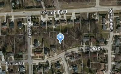 Residential Lots & Land For Sale: Delta Drive
