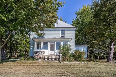 Plymouth Single Family Home For Sale: 47334 Joy Rd