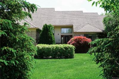 Rochester Single Family Home For Sale: 4453 Stonewood Court Crt