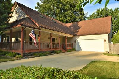 Farmington Hills Single Family Home For Sale: 21206 Waldron St