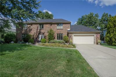 Farmington Hills Single Family Home For Sale: 36214 Congress Rd