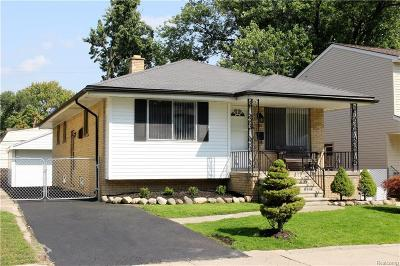 Ferndale Single Family Home For Sale: 1390 Jean St