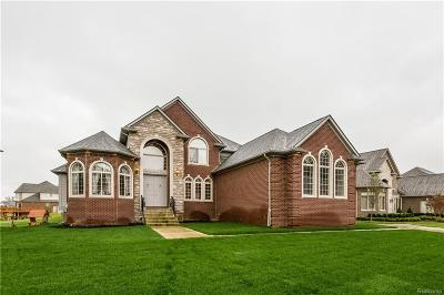 Shelby Twp Single Family Home For Sale: 6780 Northwick Dr
