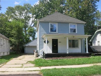 Ferndale Single Family Home For Sale: 2823 Grayson St