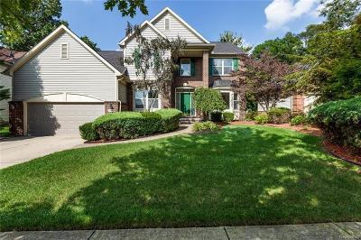 Farmington Hills Single Family Home For Sale: 29246 Autumn Rdg