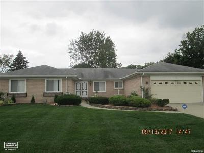 Livonia Single Family Home For Sale: 35203 Banbury Rd