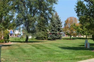 Shelby Twp Residential Lots & Land For Sale: 4363 Summer Place Plc