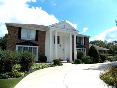 Bloomfield Hills Single Family Home For Sale: 5563 Lane Lake Crt