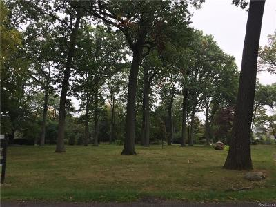 Residential Lots & Land For Sale: 2600 Charnwood Dr
