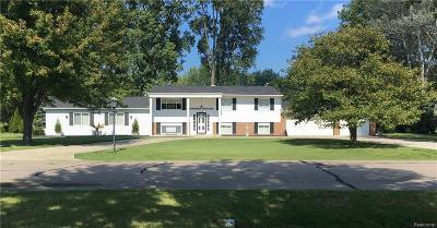 Farmington Hills Single Family Home For Sale: 24408 Westmoreland Dr