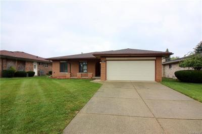 Sterling Heights Single Family Home For Sale: 2305 Mellowood Dr