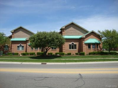 Clinton Township Commercial Lease For Lease: 18645 Canal
