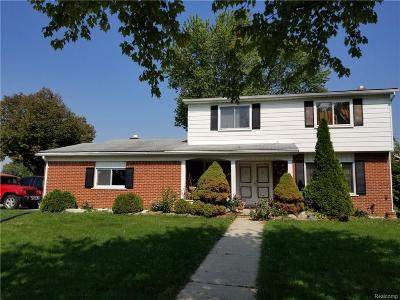 Sterling Heights Single Family Home For Sale: 36256 Beverly Dr