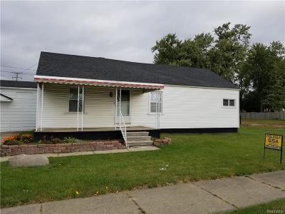Sterling Heights Single Family Home For Sale: 2081 Lindell Rd