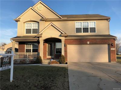 Taylor Single Family Home For Sale: 11073 Golfcrest Dr