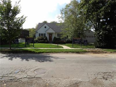 Birmingham Residential Lots & Land For Sale: 1486 Cedar Lot 1 Dr