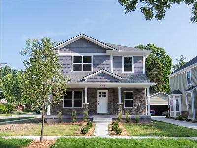 Royal Oak Single Family Home For Sale: 603 Golf Ave