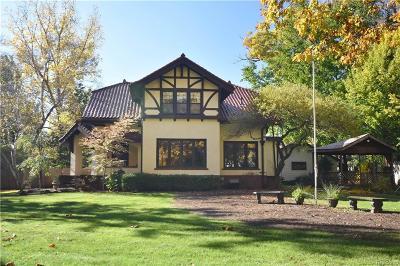 Royal Oak Single Family Home For Sale: 326 Hendrie