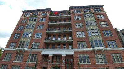 Detroit Condo/Townhouse For Sale: 78 Watson St