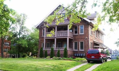 Detroit Multi Family Home For Sale: 1905 W Grand Blvd
