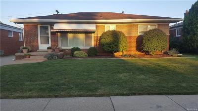 Fraser Single Family Home For Sale: 31020 Eveningside
