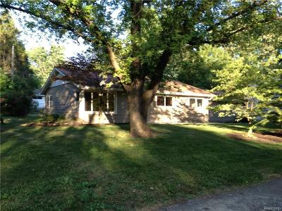 Single Family Home For Sale: 3617 Aeroview St