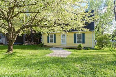 Single Family Home For Sale: 1724 N Ogemaw Trl
