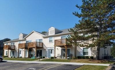 Auburn Hills Condo/Townhouse For Sale: 952 Bloomfield Village Blvd