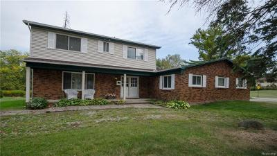 Single Family Home For Sale: 4645 Mount Brighton Dr